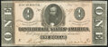 T71 $1 1864 PF-12 Cr. 574 Choice About Uncirculated