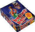 Basketball Cards:Unopened Packs/Display Boxes, 1977 Topps Basketball Wax Box With 36 Unopened Packs. ...