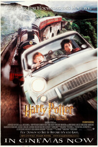 Harry Potter and the Chamber of Secrets & Other Lot (Warner Bros., 2002). Rolled, Very Fine-. British Bus Shelters (...