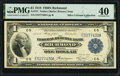 Fr. 721 $1 1918 Federal Reserve Bank Note PMG Extremely Fine 40