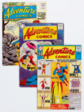 Silver Age (1956-1969):Superhero, Adventure Comics Group of 75 (DC, 1957-76) Condition: Average VG-.... (Total: 75 Comic Books)