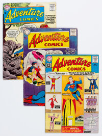 Adventure Comics Group of 75 (DC, 1957-76) Condition: Average VG-.... (Total: 75 Comic Books)