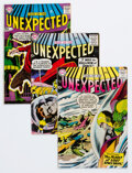 Silver Age (1956-1969):Horror, Tales of the Unexpected and Unexpected Group of 25 (DC, 1958-81) Condition: Average VG/FN.... (Total: 25 )
