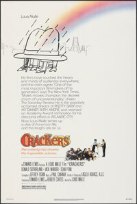 """Crackers (Universal, 1983). Folded, Very Fine. One Sheet (27"""" X 41""""). Comedy"""