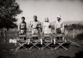 Photographs, Eve Arnold (American, 1913-2012) Cast of The...