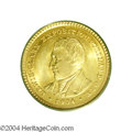 Commemorative Gold: , 1904 G$1 Lewis and Clark MS64 PCGS. Bright and lustrous ...