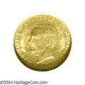 Commemorative Gold: , 1917 G$1 McKinley MS65 NGC. This is a no-questions Gem ...