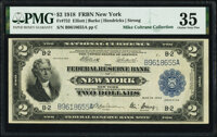 Fr. 752 $2 1918 Federal Reserve Bank Note PMG Choice Very Fine 35