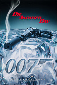 """Die Another Day (MGM, 2002). Rolled, Very Fine/Near Mint. One Sheet (27"""" X 40"""") SS Advance. James Bond"""