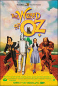 """Movie Posters:Fantasy, The Wizard of Oz (Warner Bros., R-1999/R-2013). Rolled, Very Fine+. Video Poster (27"""" X 40"""") SS & Mini Posters (2) (11.5"""" X ... (Total: 3 Items)"""