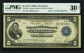 Fr. 786 $5 1918 Federal Reserve Bank Note PMG Very Fine 30 Net