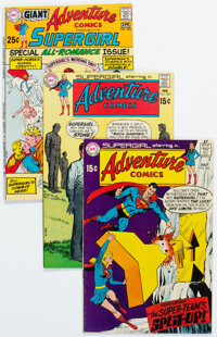 Adventure Comics Supergirl Group of 6 (DC, 1969-71) Condition: Average VF+.... (Total: 6 Comic Books)