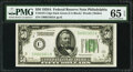 Small Size:Federal Reserve Notes, Fr. 2101-C $50 1928A Dark Green Seal Federal Reserve Note. PMG Gem Uncirculated 65 EPQ.. ...