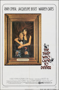 """The Thief Who Came to Dinner & Other Lot (Warner Bros., 1973). Folded, Very Fine. One Sheets (2) (27"""" X 41""""..."""