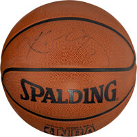 "1990's Kobe Bryant Single Signed & Inscribed ""Street Ball."""