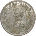 William Henry Harrison: Large Medal by Bale