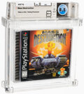 Video Games:Playstation, Mass Destruction - Wata 8.5 A++ Sealed [Sony Security Label], PS1 ASC 1997 USA. ...