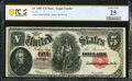 Large Size:Legal Tender Notes, Fr. 91 $5 1907 Legal Tender PCGS Banknote Very Fine 25.