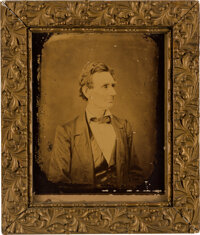 Abraham Lincoln: Alexander Hesler Photograph of Abraham Lincoln By George B. Ayers