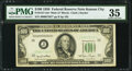 Low Serial Number 7367 Fr. 2157-J* $100 1950 Mule Federal Reserve Note. PMG Choice Very Fine 35