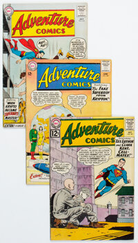 Adventure Comics Group of 26 (DC, 1962-69) Condition: Average VG.... (Total: 26 Comic Books)