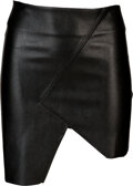 Movie/TV Memorabilia:Costumes, Kendall Jenner Personally Owned and Worn Black Cefian Skirt....