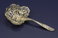 Silver Flatware, American:Whiting, An American Silver Gilt Bon Bon Spoon. Whiting Manufacturing Co.,Providence, Rhode Island. Circa 1880-1900. Silver gilt. ...