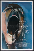 "Movie Posters:Rock and Roll, Pink Floyd: The Wall (MGM, 1982). One Sheet (27"" X 41""). Rock andRoll Drama. Starring Pink Floyd, with Bob Geldof as ""Pink...."