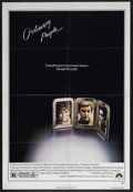 "Movie Posters:Academy Award Winner, Ordinary People (Paramount, 1980). One Sheet (27"" X 41""). AcademyAward Winner. Starring Donald Southerland, Mary Tyler Moor..."
