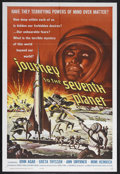 "Movie Posters:Science Fiction, Journey to the Seventh Planet (American International, 1962). OneSheet (27"" X 41""). Science Fiction. Starring John Agar, Gr..."