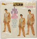 """Music Memorabilia:Recordings, Elvis Presley """"A Touch Of Gold - Volume 3"""" Sealed EP (RCA 5141,1960). Perfect, still sealed copy with """"All Shook Up"""", Don't..."""