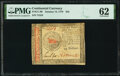 Colonial Notes:Continental Congress Issues, Continental Currency January 14, 1779 $45 PMG Uncirculated 62.. ...