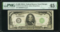 Small Size:Federal Reserve Notes, Fr. 2212-G $1,000 1934A Federal Reserve Note. PMG Choice Extremely Fine 45 EPQ.. ...