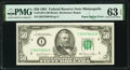 Error Notes:Miscellaneous Errors, Paper Splice Error Fr. 2120-I $50 1981 Federal Reserve Note. PMG Choice Uncirculated 63 EPQ.. ...