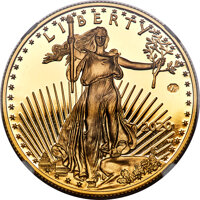 2020-W G$50 One-Ounce Gold Eagle, v75 Privy, Early Releases, PR70 Ultra Cameo NGC....(PCGS# 819295)