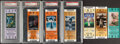 Football Collectibles:Tickets, 2002-10 Super Bowl Full Tickets, Lot of 7....