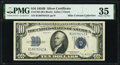 Small Size:Silver Certificates, Fr. 1703 $10 1934B Silver Certificate. PMG Choice Very Fin...