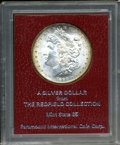 Additional Certified Coins: , 1890-S $1 Morgan Dollar MS65 Paramount (MS64). Ex: ...