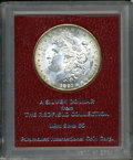 Additional Certified Coins: , 1891-S $1 Morgan Dollar MS65 Paramount (MS62). Ex: ...