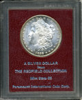 Additional Certified Coins: , 1892-CC $1 Morgan Dollar MS65 Paramount (MS63). Ex: ...