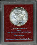 Additional Certified Coins: , 1926-S $1 Peace Dollar MS65 Paramount (MS63). Ex: ...