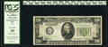 Inverted Back Error Fr. 2055-G $20 1934A Federal Reserve Note. PCGS Very Fine 35