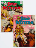 Silver Age (1956-1969):Western, All Star Western #95 and 101 Group (DC, 1957-58) Condition: Average FN/VF.... (Total: 2 )