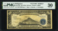"""Philippines Treasury of the Philippines 20 Pesos """"Victory' Series ND (1944) Pick 98a PMG Very Fine 30"""