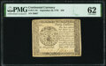 Colonial Notes:Continental Congress Issues, Continental Currency September 26, 1778 $40 PMG Uncirculated 62.. ...