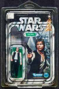 """Star Wars (Kenner, 1978). Very Fine+. Action Figure (1.25"""" X 3.75"""") on 12 Back Card (6"""" X 9"""") """"..."""