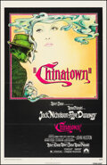 """Movie Posters:Mystery, Chinatown (Paramount, 1974). Very Fine- on Linen. One Sheet (27"""" X 41.5"""") Jim Pearsall Artwork. Mystery.. ..."""