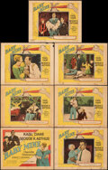 """Movie Posters:Comedy, Baby Mine (MGM, 1928). Fine-. Title Lobby Card & Lobby Cards (6)(11"""" X 14""""). Comedy.. ... (Total: 7 Items)"""