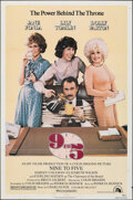"""Movie Posters:Comedy, Nine to Five & Other Lot (20th Century Fox, 1980). Folded, Overall: Very Fine. One Sheets (2) (27"""" X 41""""). Comedy.. ... (Total: 2 Items)"""