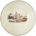 Political:3D & Other Display (pre-1896), George Washington: Liverpool Punch Bowl....